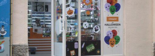 Новшества в Летнем театре Одессы: вслед за кафе тут появился магазинчик