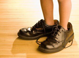 Сам себе мастер: если обувь велика…