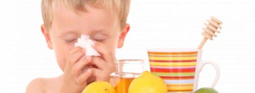 Заболеваемость гриппом в Одессе не превышает эпидпорог