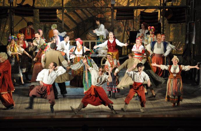 Театральная афиша Одессы с 7 по 13 октября
