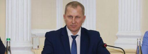 Экс-замглавы Нацполиции Украины возглавил одесский вуз