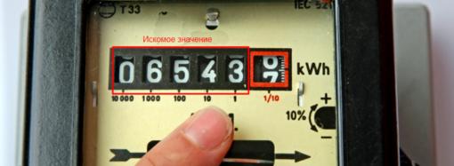 Пять способов: одесситам рассказали, как передать показания электросчетчика