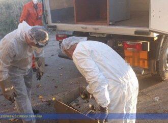 Источником радиации в Южном могло стать оборудование с вертолетов, работавших в Чернобыле