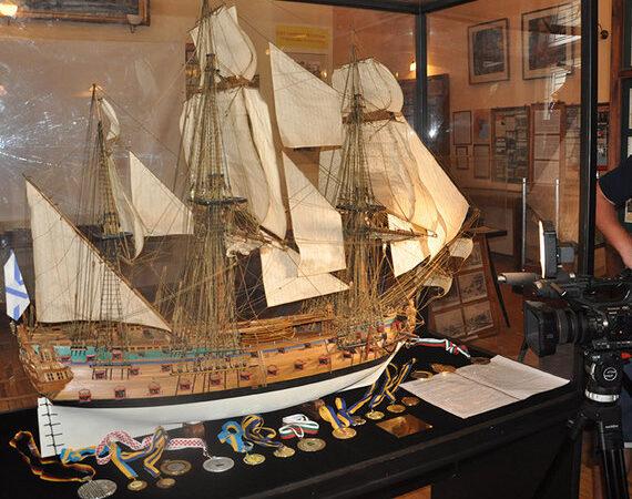 Успейте посмотреть: в Одессе до 15 октября проходит выставка уникальных кораблей