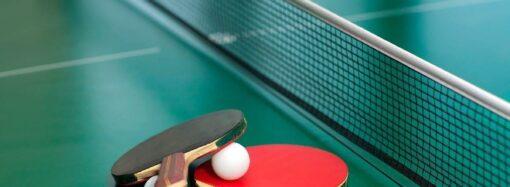 Пинг-понг в Одессе: где и на каких условиях можно поиграть?