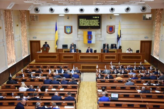 Одесский облсовет присвоил тренеру и ректору звание почетных граждан