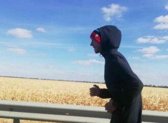 Знай наших: одессит набегал на рекорд Украины
