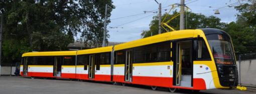 Одесситам разрешат 20 лет выплачивать кредит на новые трамваи