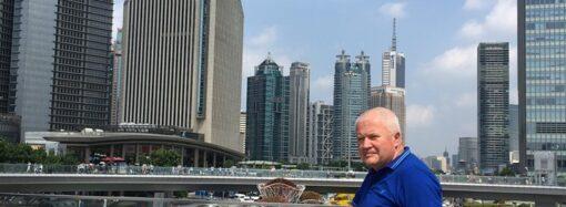 Интеллект и новейшие технологии: чем Китай удивил одесского профессора