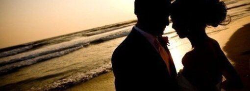 В Одессе выберут лучшую свадебную пару года