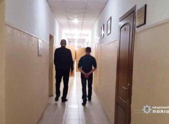 В Одессе у жертвы грабителя попросили дать закурить и ударили по голове (видео)