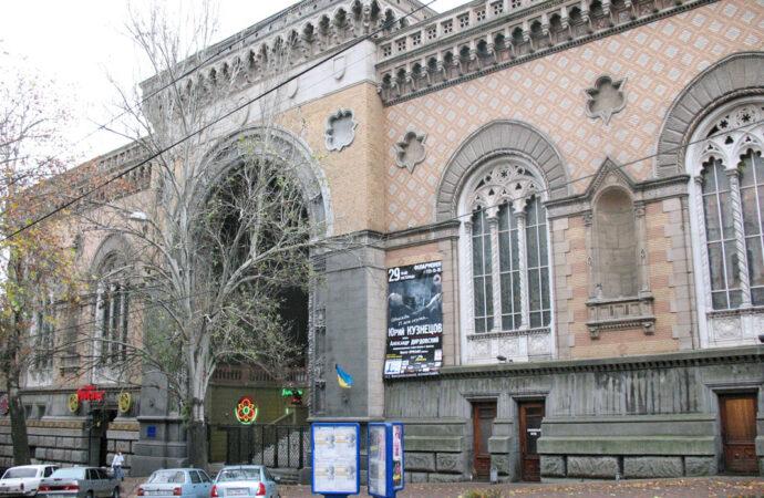 Зал одесской филармонии оснастят кондиционерами