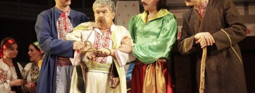 Театральная афиша Одессы со 2 по 8 декабря