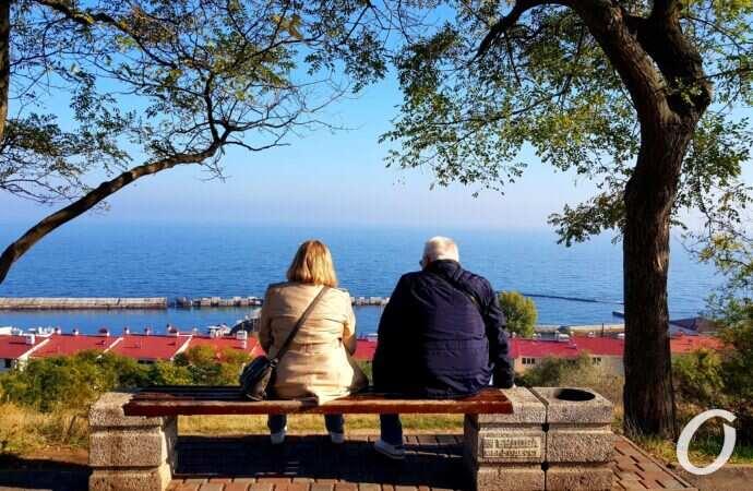 Очей очарованье: любуемся осенними пейзажами в одесских парках