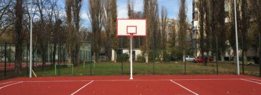 У Малиновському районі відкриють новий стадіон для школярів