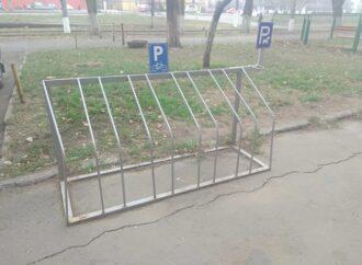 """Одесситам предлагают """"припарковать"""" свою собаку"""