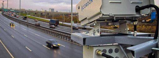 Зимой за автомобилистами в Одесской области будут приглядывать с помощью камер