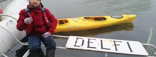 Як виглядає танкер «Делфі» зблизька та зсередини: одесит показав вражаючі фото
