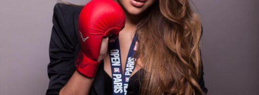 Гордость Одессы: каратистка Анжелика Терлюга стала лучшей в мире в своей весовой категории