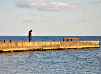 Одесса без туристов: гуляем по ноябрьским пляжам (фото)