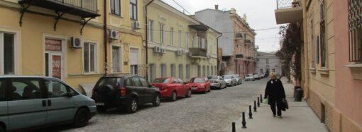 Обновленный Воронцовский переулок в Одессе: гуляем-проезжаем (фото)