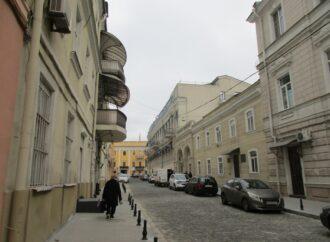 Мэр Одессы распорядился закрыть Воронцовский переулок для автомобилистов