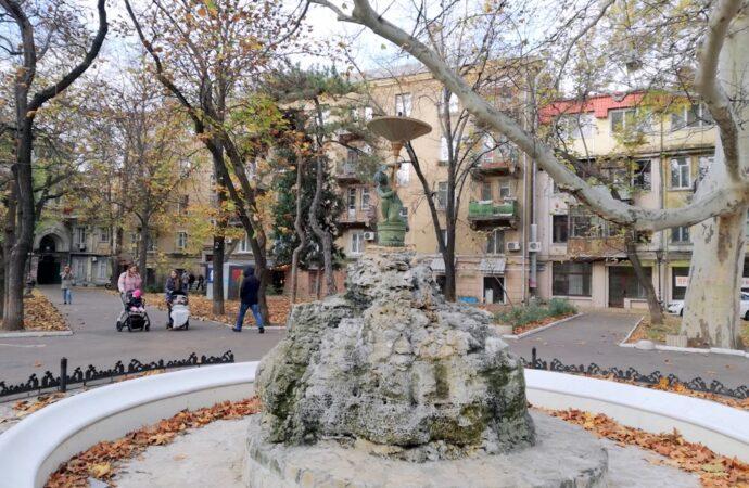 Архитектурные тайны Одессы: фонтан «Нимфа» придумала Елизавета Воронцова