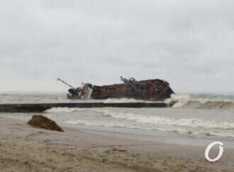 Крушение танкера Delfi: попал ли с судна в море мазут?