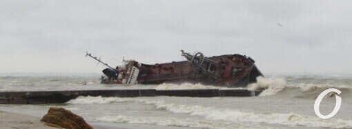 Владельца затонувшего у одесского берега танкера через суд обяжут к выплате компенсации