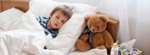Болен – сиди дома: в Одессе родителей просят не приводить заболевших детей в школы и сады