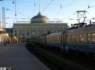 В Одессе задерживаются поезда: украли железнодорожный кабель