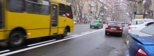 Одесский суд оштрафовал на 17 тысяч водителя маршрутки