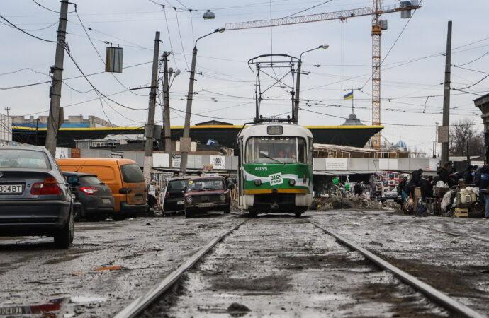 """За сколько отремонтируют улицу в районе одесского """"Привоза""""?"""