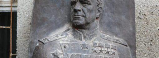 Декоммунизация или вандализм: кто «заказал» маршала Победы Жукова?