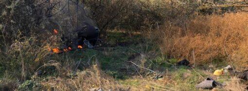 В Одесской области автомобилист влетел в дерево: погибли люди (видео)