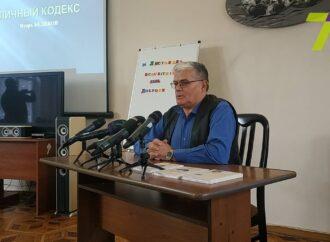 Особистий кодекс: директор Одеського зоопарку представив свою нову книгу