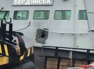 Россия вернула Украине военные корабли: они направляются в Одессу