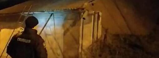 Ругался и бросал в окна камни: в Одессе задержали сбежавшего пациента психбольницы