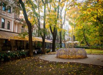 Cквер у Оперного театра в Одессе хотят облагородить за счет бизнесменов