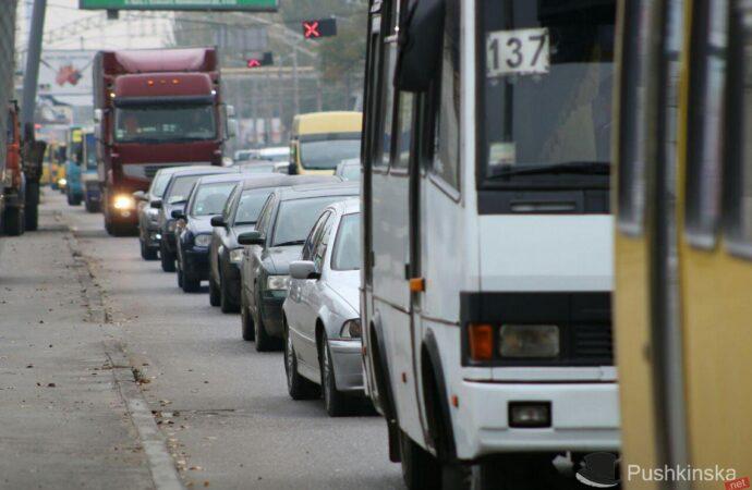 На Николаевской дороге в Одессе будет больше полос для транспорта
