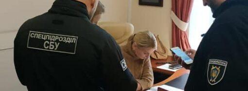 В Одесской мэрии проводят обыски