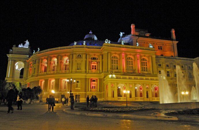 Одесский оперный театр: легенды, мифы и призраки (видео)