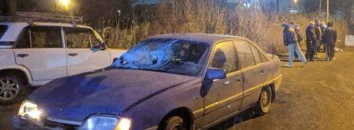 На одесском поселке Котовского автомобилист наехал на пешеходов: есть жертвы
