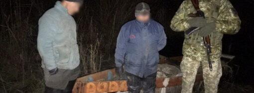 В Одесской области задержали браконьеров с крупной добычей