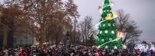 """""""Рождественский ажиотаж"""" и детский Новый год: что приготовили для одесситов на праздники"""
