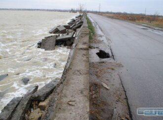 Спасется ли Одесса от затопления?