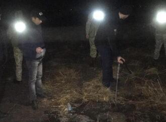 В Одесской области обнаружили подземный канал поставки спирта (фото, видео)
