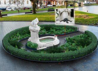 Фонтану в центре Одессы добавят декоративных элементов: как выглядит проект