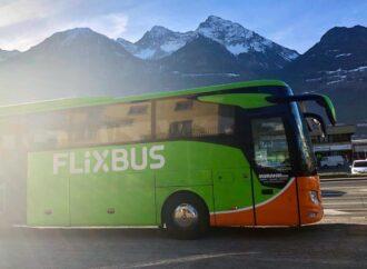 Найбільший автобусний лоукостер Європи запустить перший в Україні фірмовий автобус з Одеси
