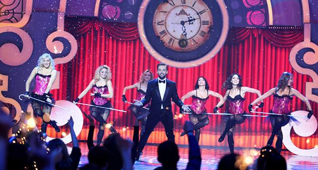 Новый год в эфире: одесситов ожидает ночь хитов и яркое юмористическое шоу